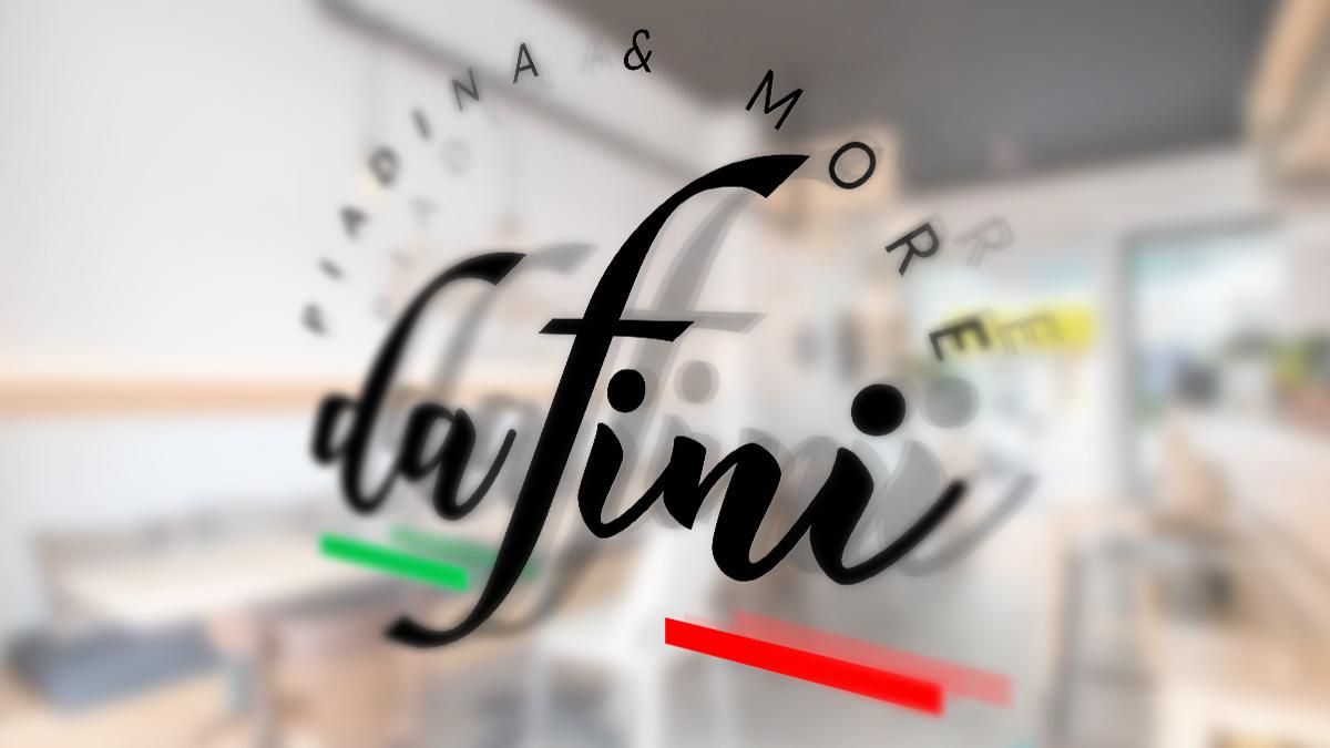 diseño grafico, logotipo para Dafini