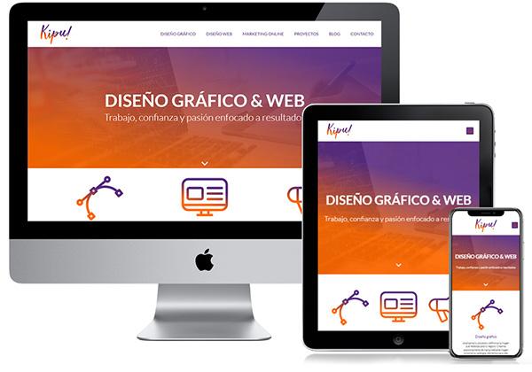 Kipu Studio diseño web tarragona